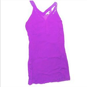 Skies Are Blue Adda Purple Dress | SZ S